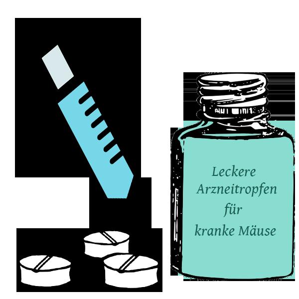 Pillen, Tropfen, Injektionen