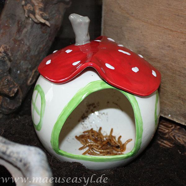 Keramikhaus von My Krempel