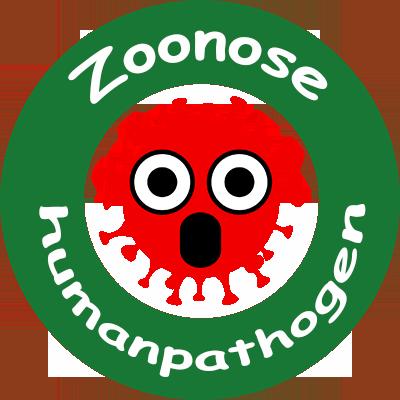 Icon Zoonose humanpathogen