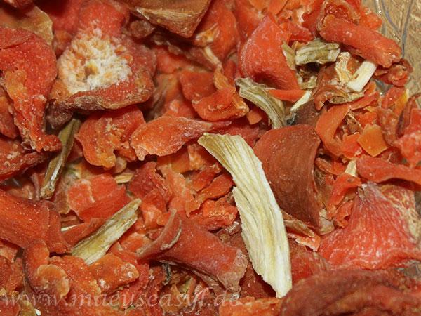 MultiFit Karottenchips Fremdsaaten