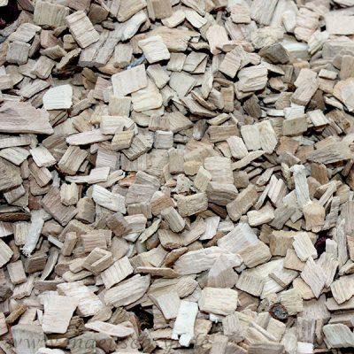 Bodengrund: Buchenholzgranulat
