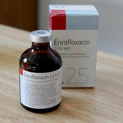 Enrofloxacin 2,5%